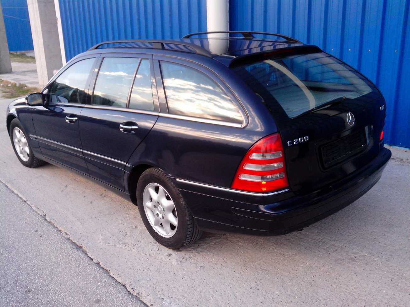 Okazion mercedes benz 200 cdi eleganc viti 2002 for Mercedes benz viti